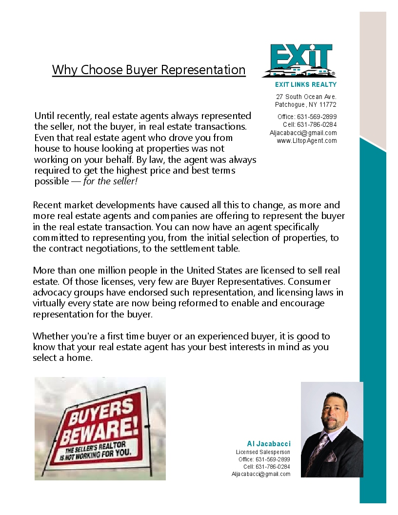 Why Choose a Buyers Agent
